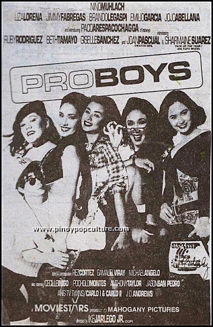 ProBoys, movies, Paco Arespacochaga