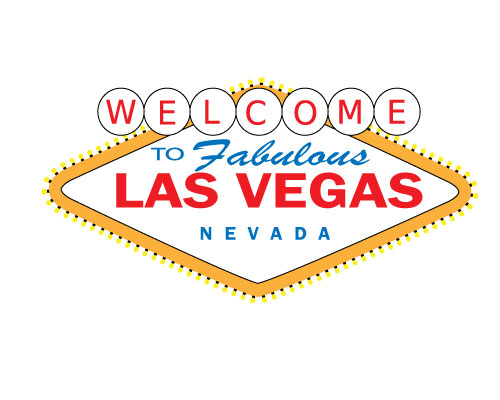 Vegas Logo Font The Las Vegas Font Was Also