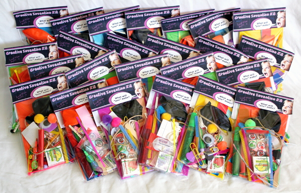 Filth Wizardry Invention Kit Party Bags