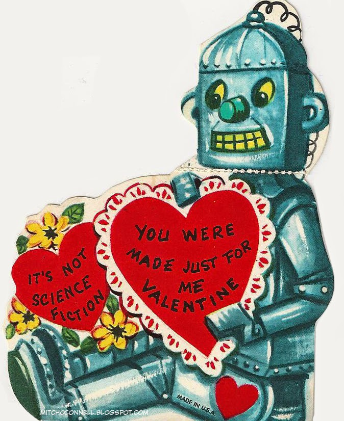 Strange And Funny Vintage Valentines Cards Pix i am bored – Vintage Valentines Card
