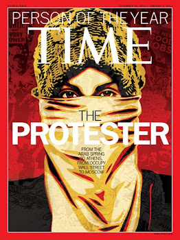 &#39;THE PROTESTER&#39;