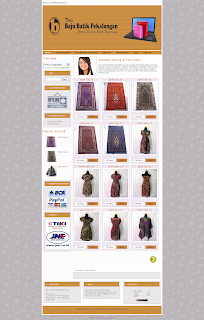 template toko online gratis, informasi bisnis internet