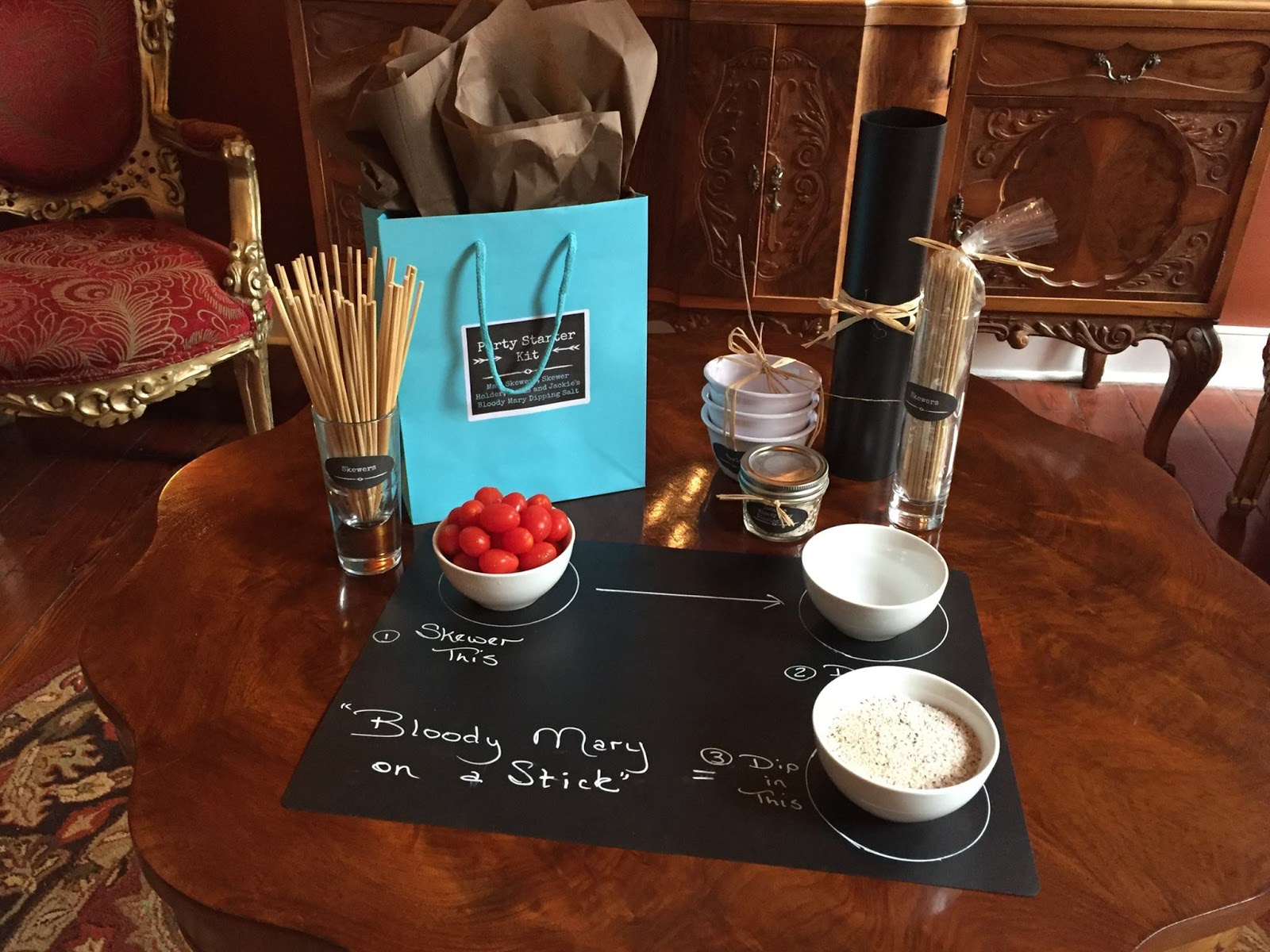 christmas gifts for foodies unique gift ideas from zeigler house inns masterful southern hostess - Unique House Gifts