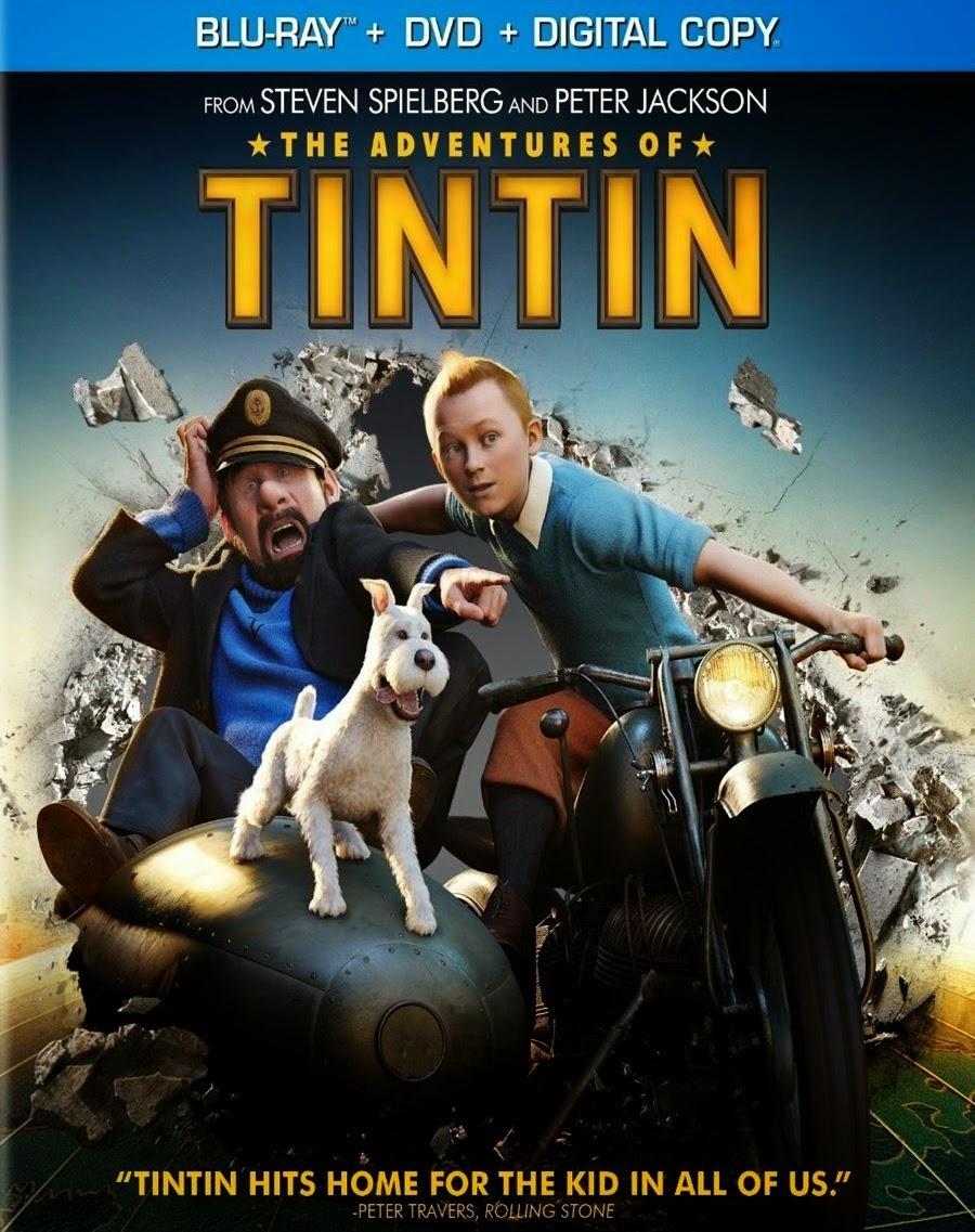 ดูการ์ตูน The Adventures of Tintin การผจญภัยของตินติน