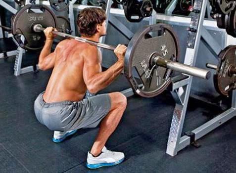 Ejercicios para aumentar la masa muscular de las piernas