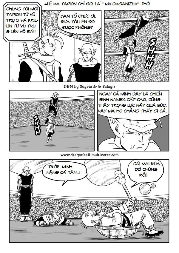 Dragonball New Age Chapter 28 - Trang 23