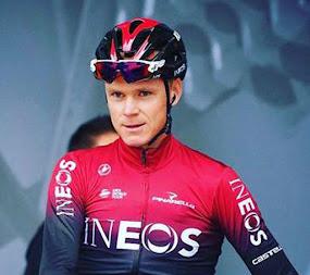 Por fractura de fémur Chris Froome no correrá el Tour de Francia