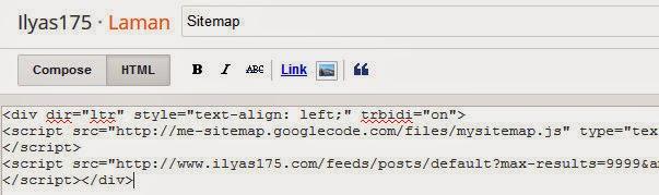 cara membuat sitemap otomatis di blog-2