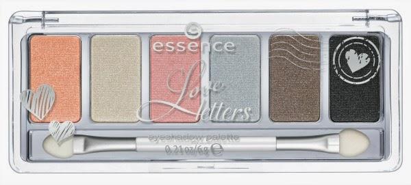 essence love letters – eyeshadow palette