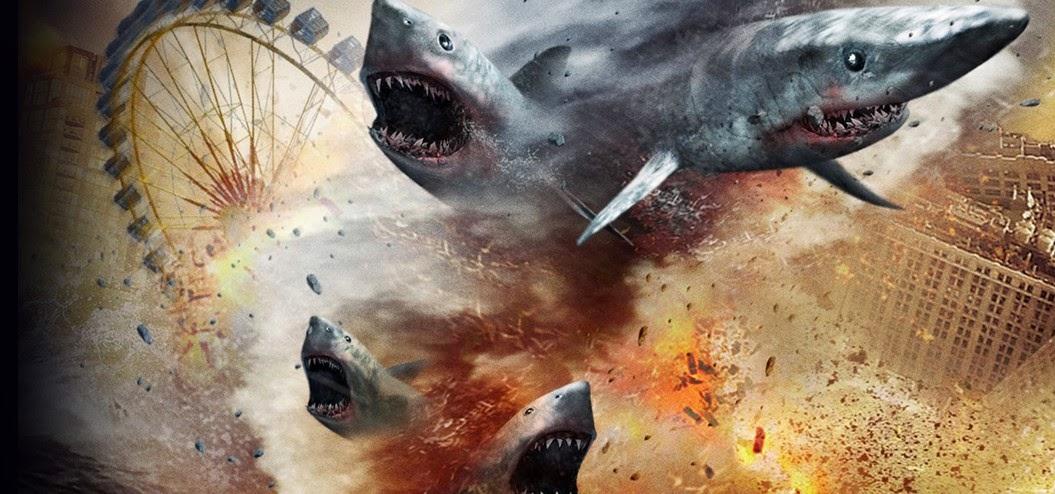 Sharknado 3 já está em desenvolvimento