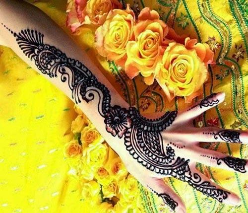 eid special styles of mehndi