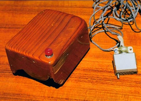 sruthi: Time Machine: World's First Computer Mouse