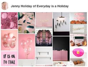 Follow Jenny on Pinterest!