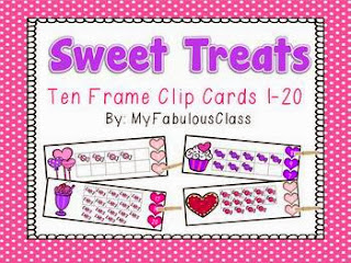 http://www.teacherspayteachers.com/Product/Sweet-Treat-Clip-Cards-1-20-1041750
