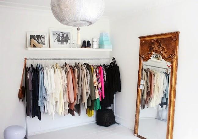 Closet Rack