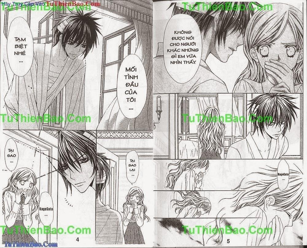 Trái tim kim cương Chapter 2 - Trang 3