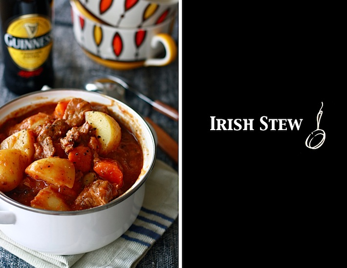 Peppery Guinness Irish Beef Stew by SeasonWithSpice.com