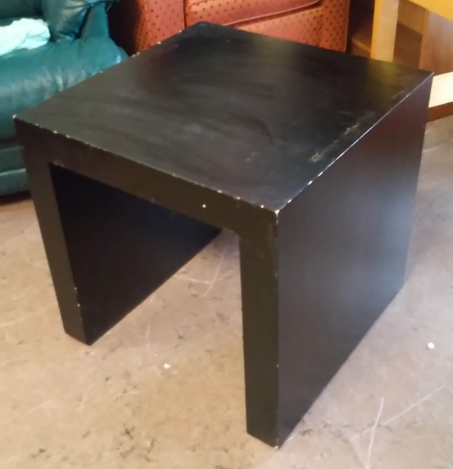 Uhuru furniture collectibles sold reduced 24 wide for 10 wide end table
