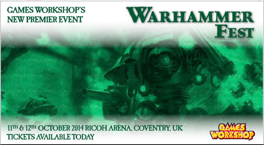 No Warhammer Fest, No Games Day US
