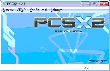 Settingan Standar PCSX2 1.2.1