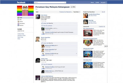 Kelab GAY semakin popular di Facebook