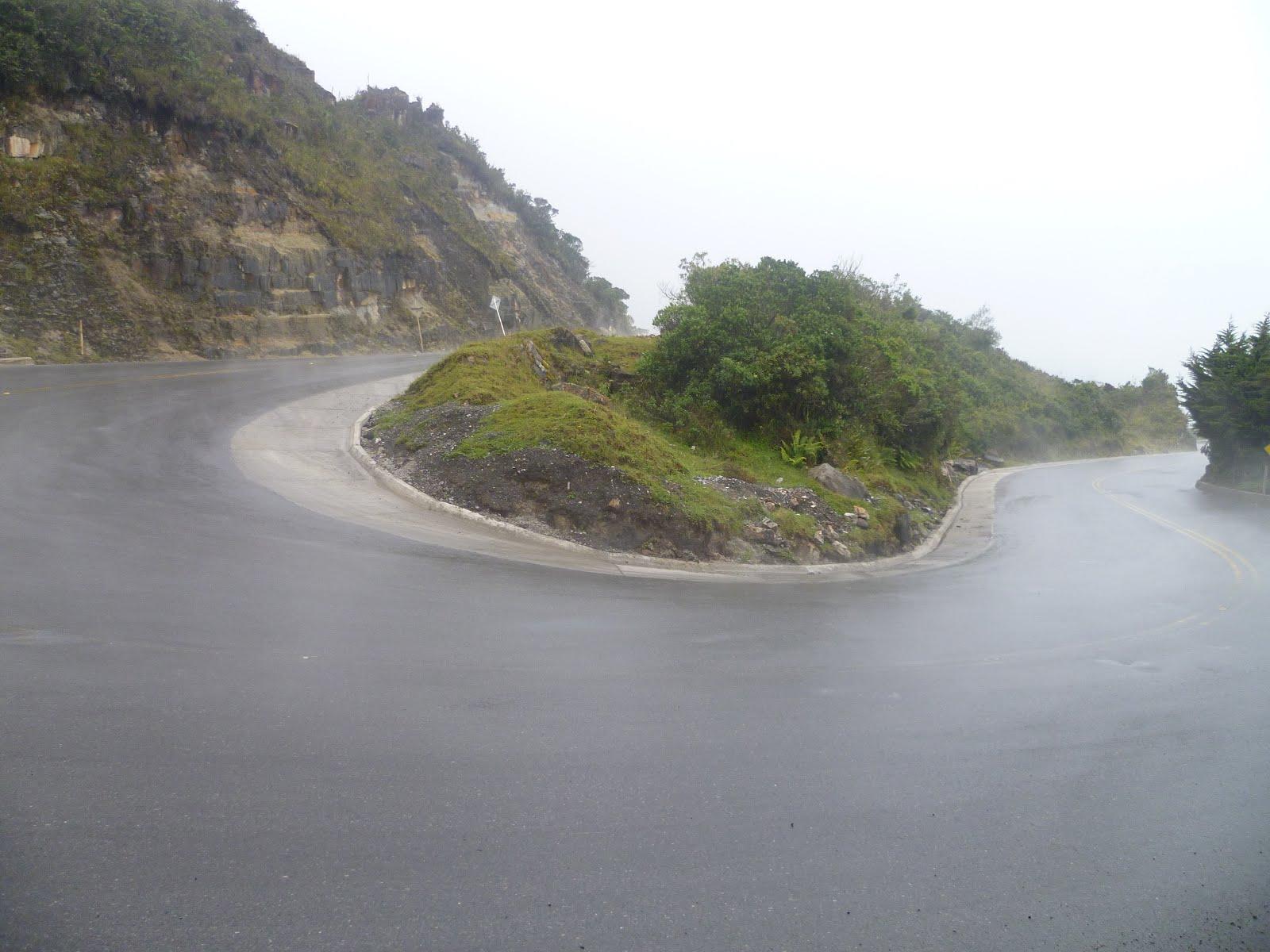 Mi pequeña Vuelta a Colombia.  14 etapas - 30 días - 1530km  P1010177