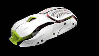 convertible wireless mouse