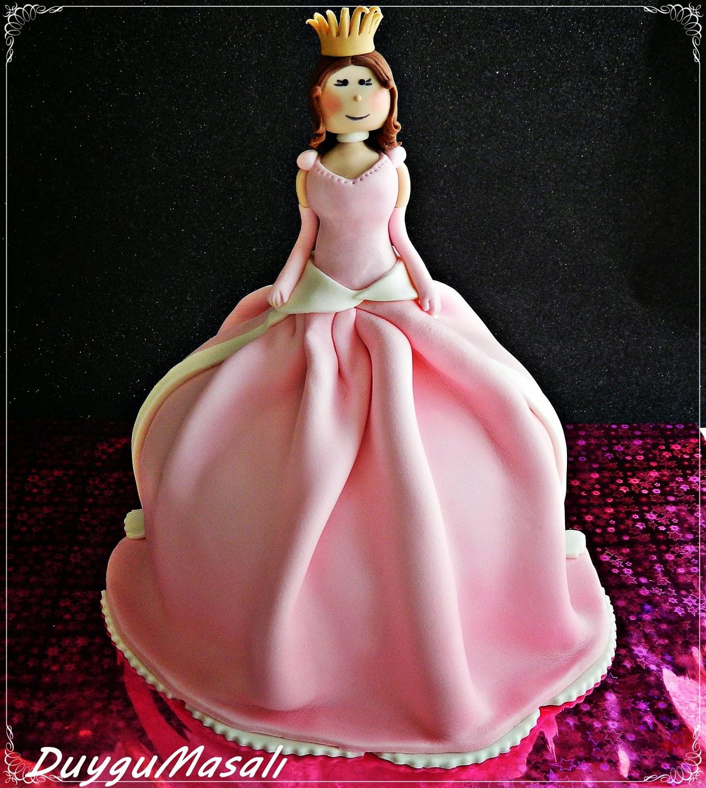 edirne prenses kız pastası