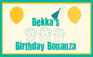 Celebrate Bekka's Birthday with her - check out how here
