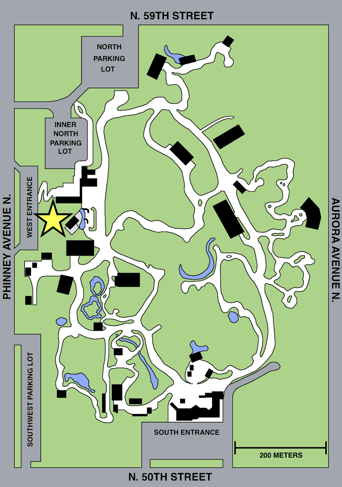 Woodland Park Zoo Map  Wwwgalleryhip  The Hippest Pics