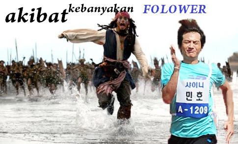 trik follower