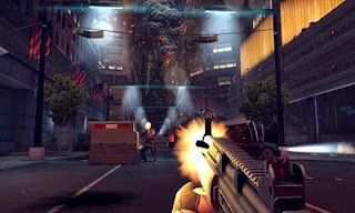 Screenshots of the Modern combat: 4 Zero Hour for Android tablet, phone.
