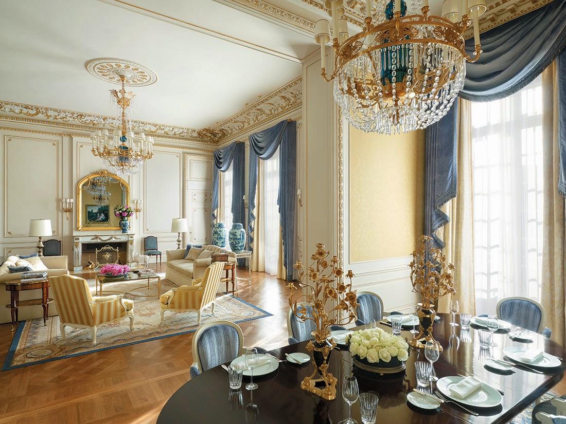Luxury hotel deals paris