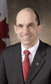 The Honourable Steven Blaney, Minister of Public Safety and Emergency Preparedness.