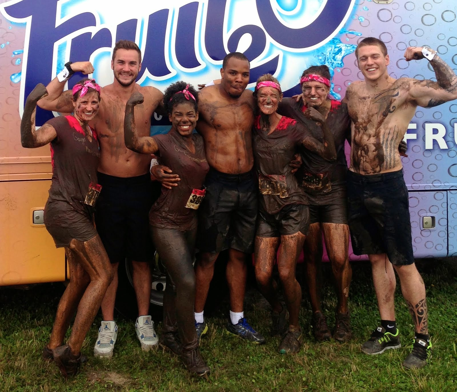 A New Mud Run! 2014