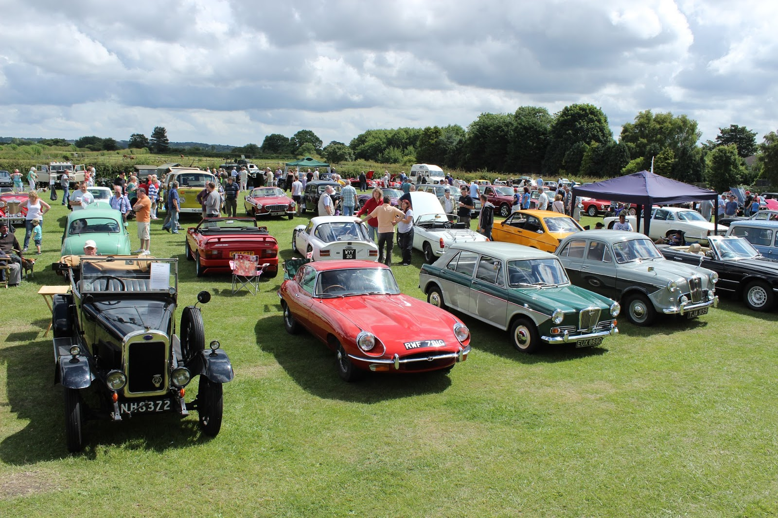 Life On Cars: New classic car show for Lancashire in 2016