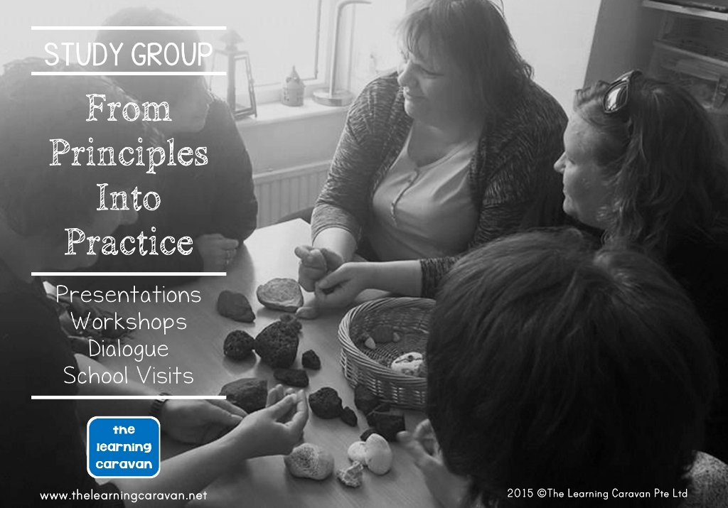 Study Groups for Early Childhood Educators