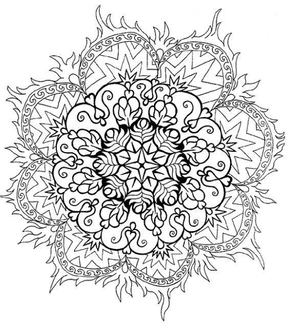 kleuren of tanglen  tangelen of kleuren van mandala u0026 39 s