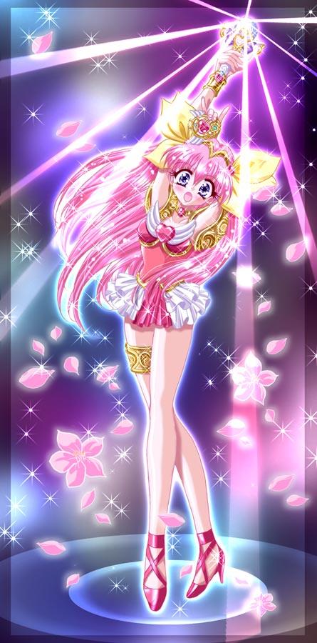 Wedding Peach Characters Hanasaki Momoko