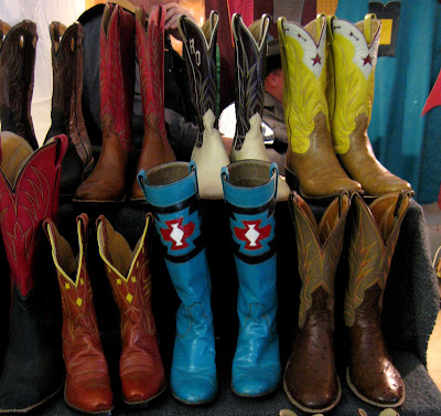 Cowboy Boots Instead Of Dress Shoes