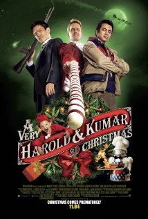 very Download   A Very Harold & Kumar 3D Christmas   TeleSync AVi (2011)