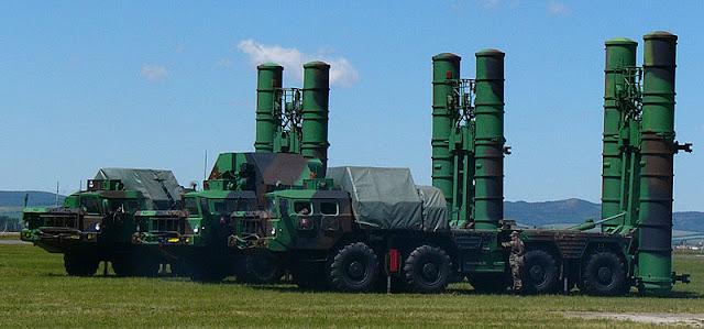 S-300 SAM Missile Buatan Rusia