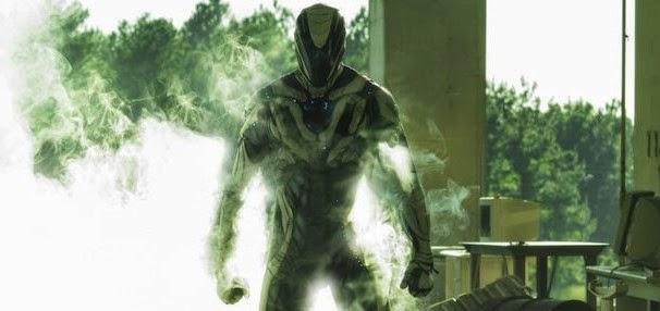 Ben Winchell em sua armadura nas primeiras imagens do live-action Max Steel