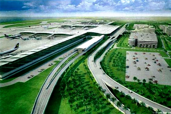 Master Plan Bandara Internasional Kulonprogo. ZonaAero