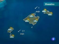 El temps a Eivissa