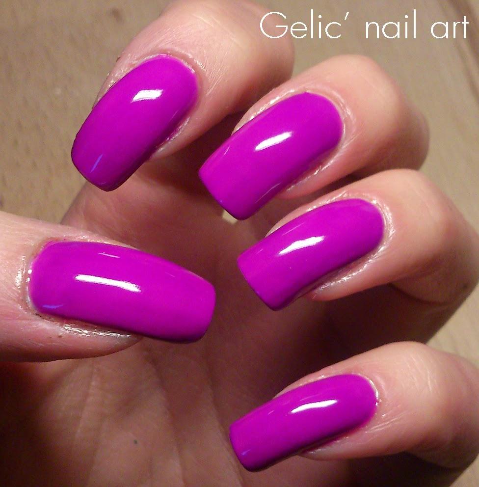 Gelic' Nail Art: Kleancolor