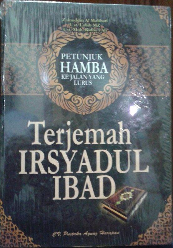 Terjemah Irsyadul Ibad