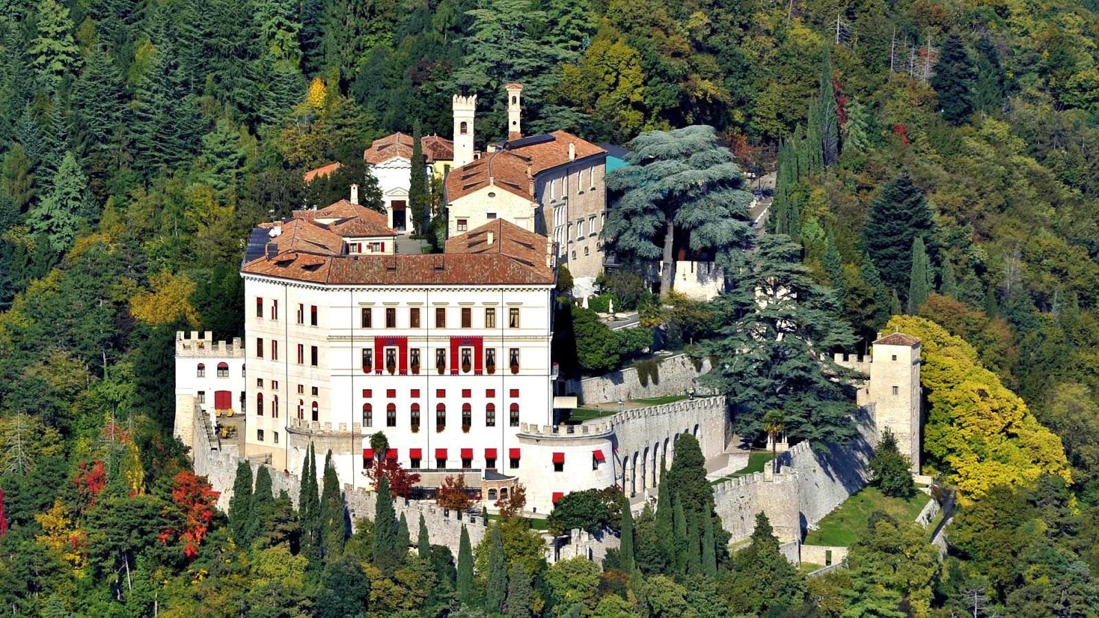 Dormire in un castello in Italia: dove e come | Il blog di Koala ...