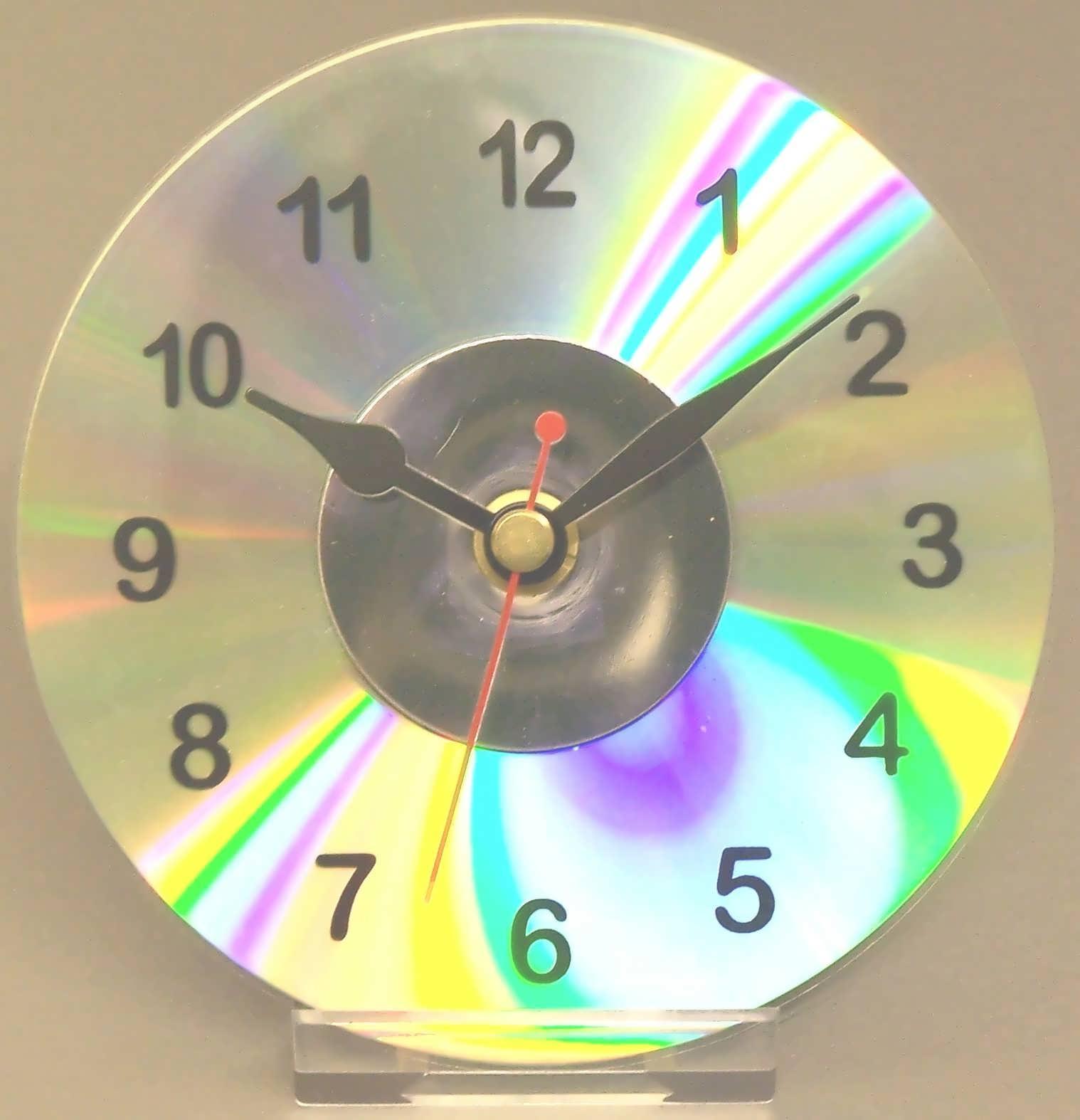 Manualidades Con Los CD