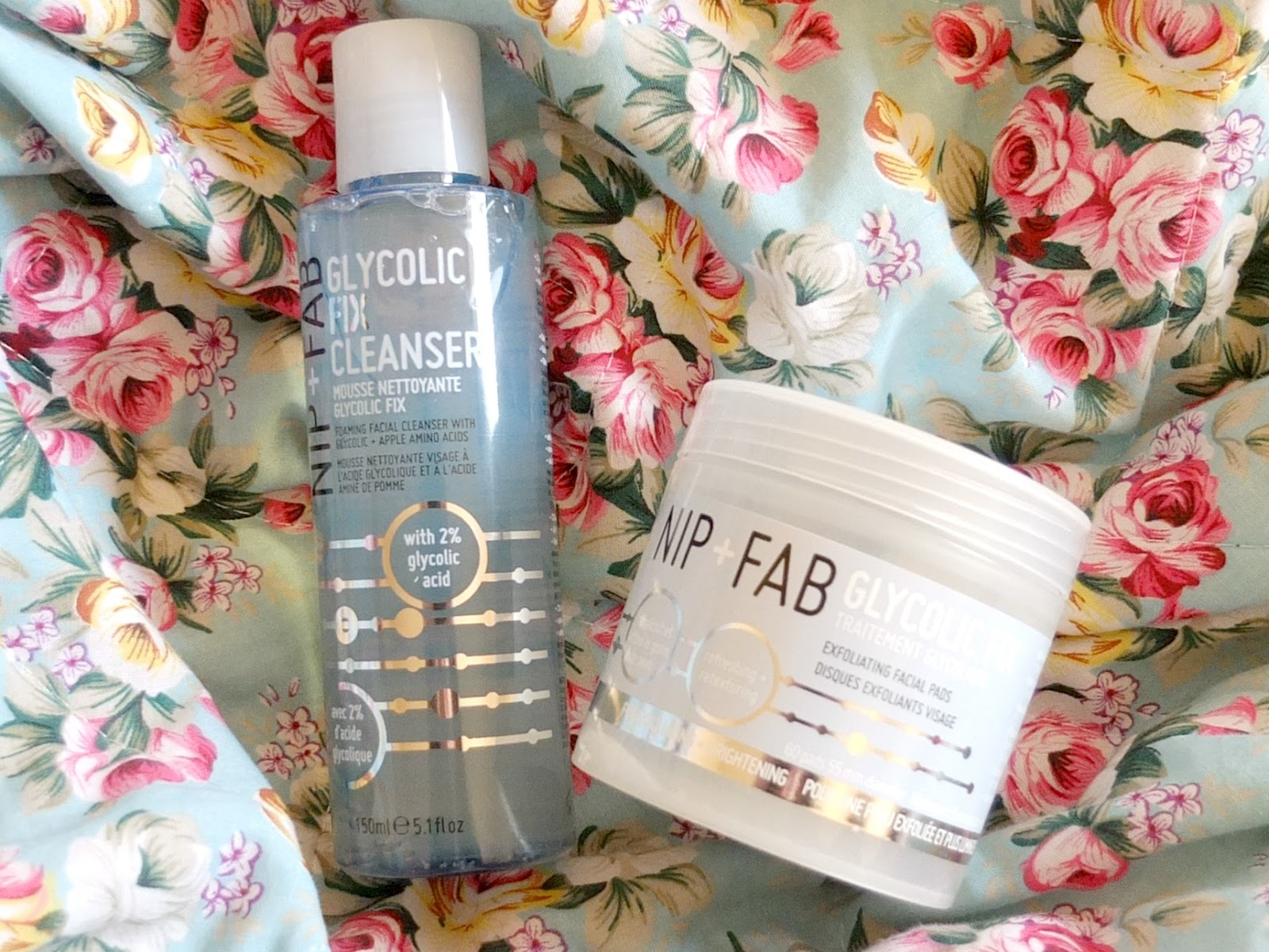 Nip and Fab Glycolic Fix Review Perfect for keeping skin clear